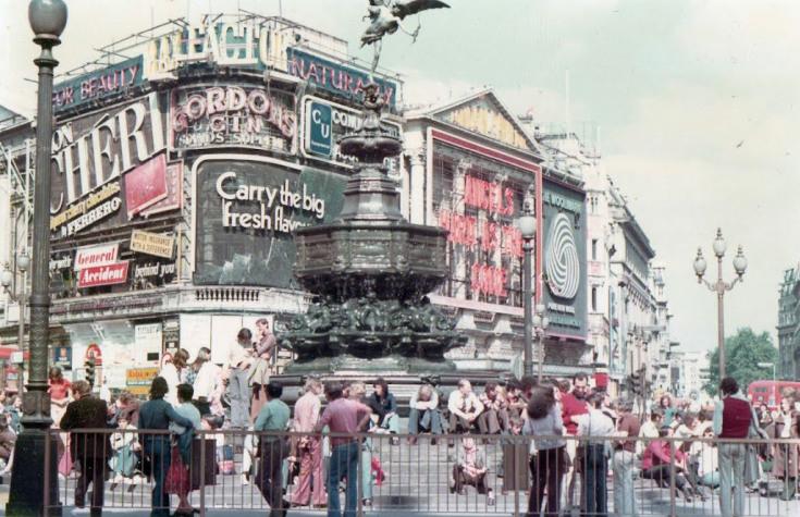 Londyn dawniej